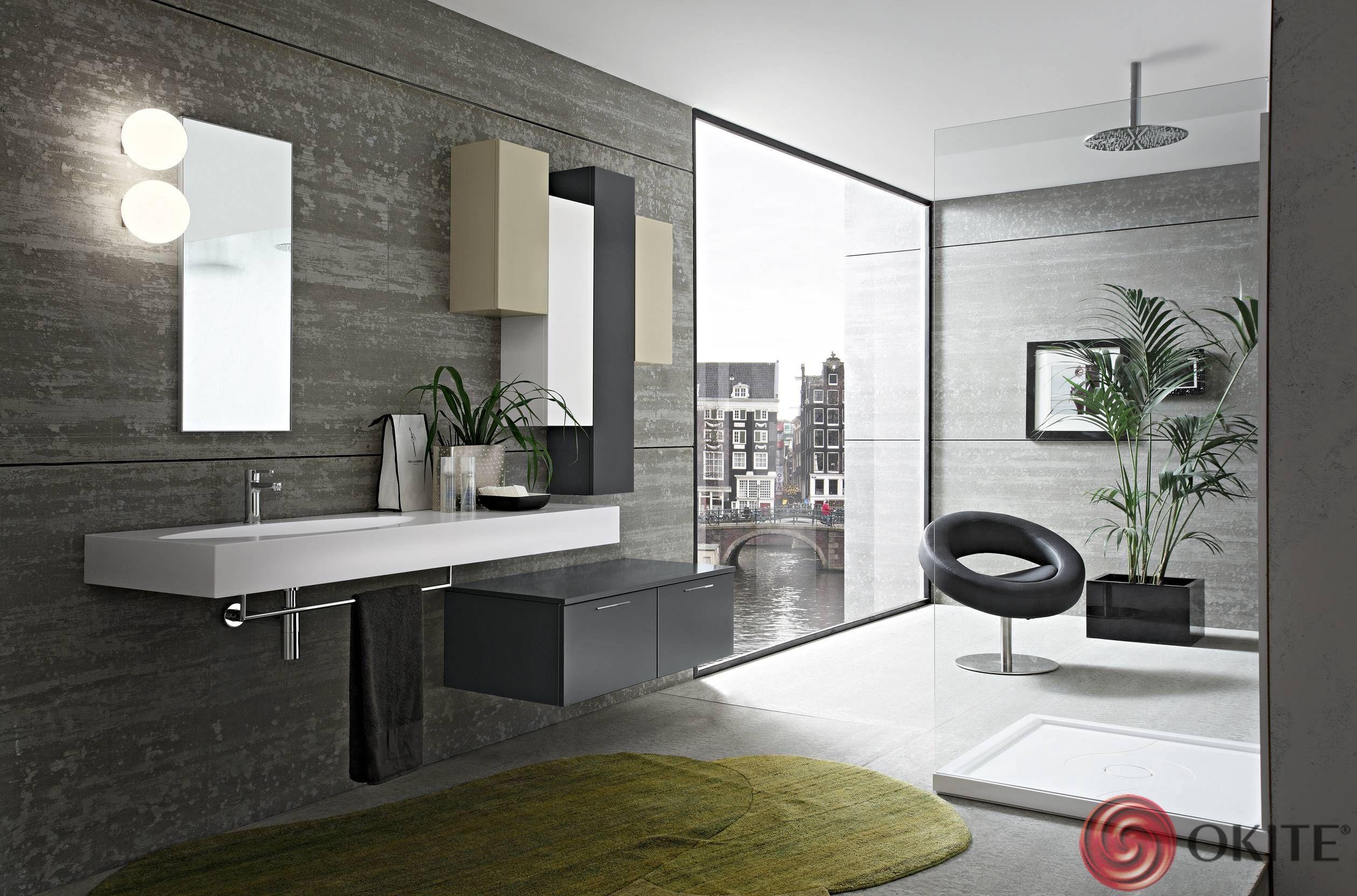 kamenný obklad do kúpeľne sivý kameň