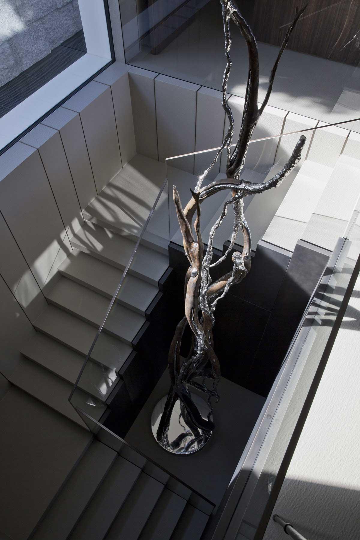 schodisko z kameňa