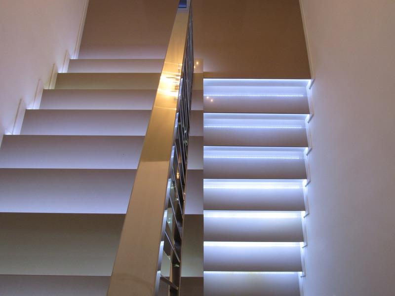 kamenné obklady schodov