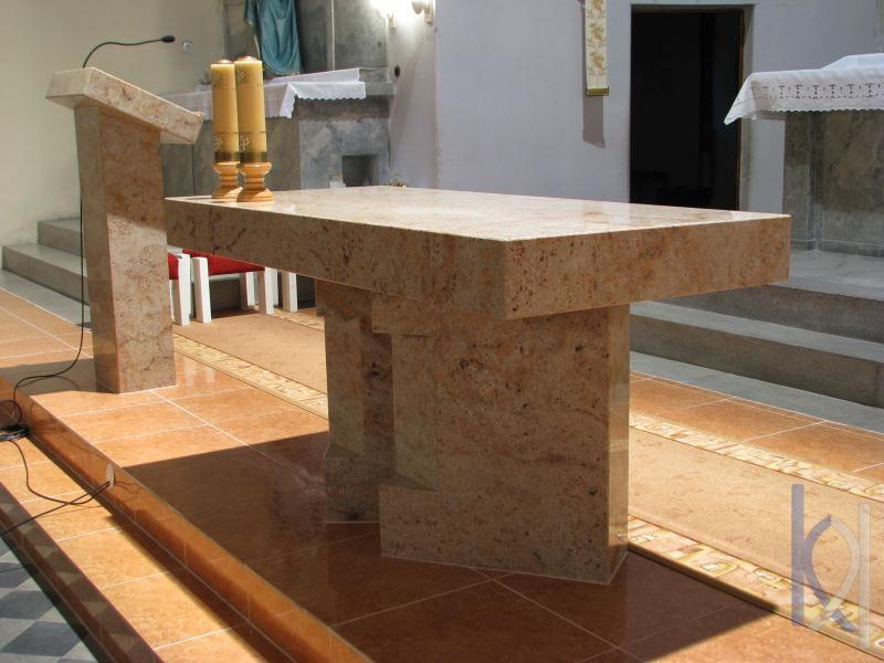 kamenná sakrálna architektúra