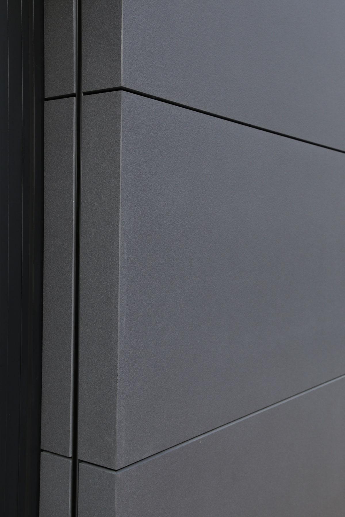 detail kamennej fasády