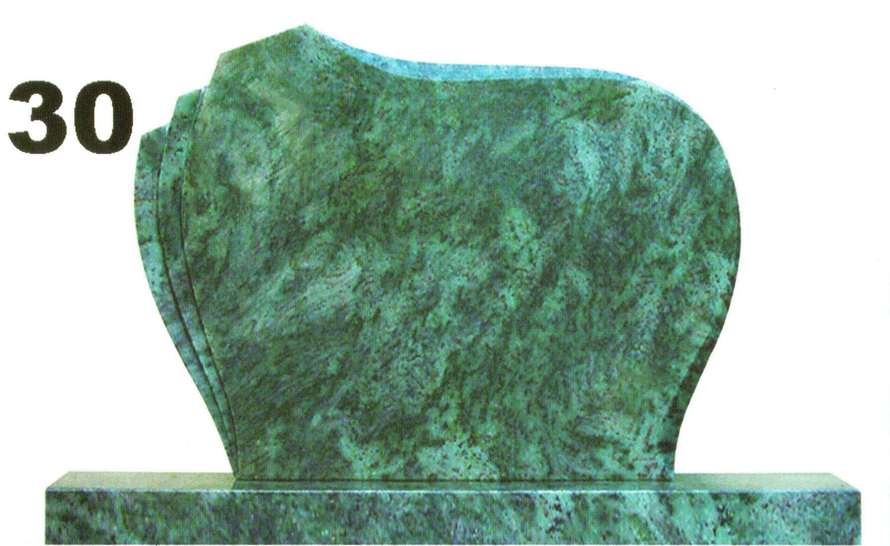 zelený pomník